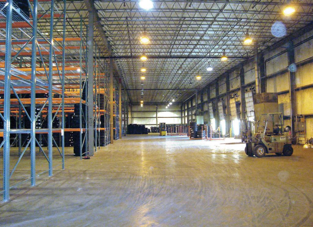 Pixley Industrial Center