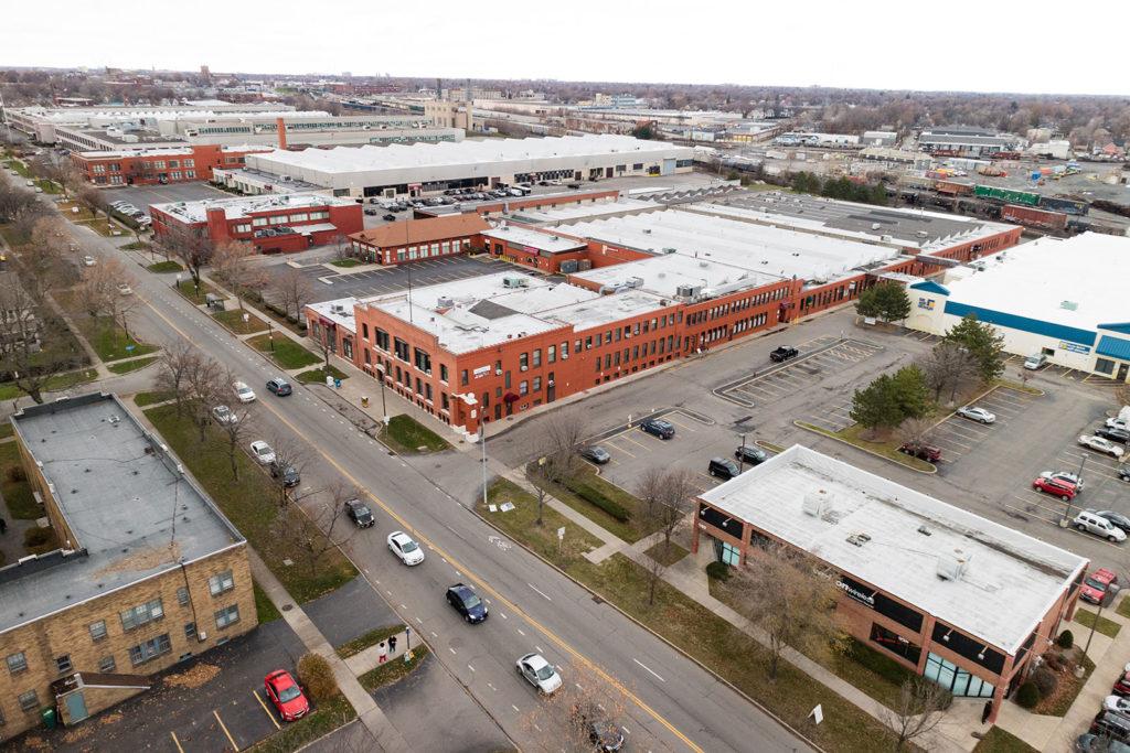 University Business Center – Industrial