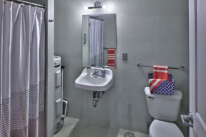 Beautiful New Bathroom | Apartment For Rent | Buckingham Properties | Real Estate Development & Property Management