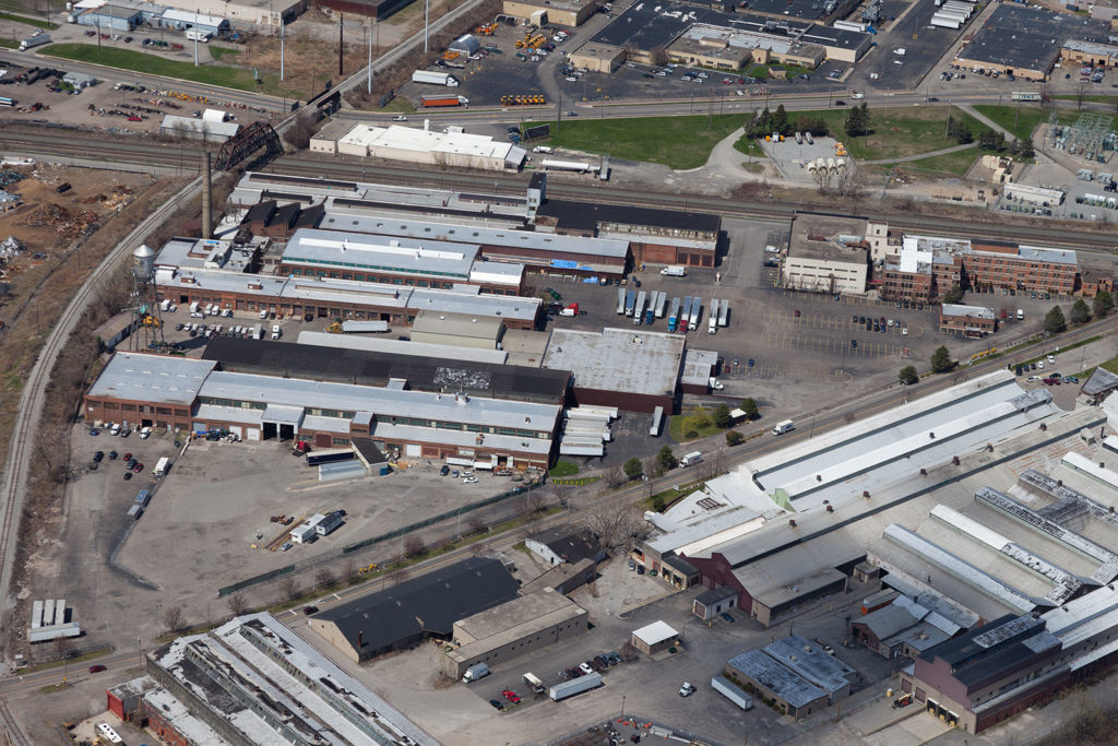 West End Business Center – Industrial