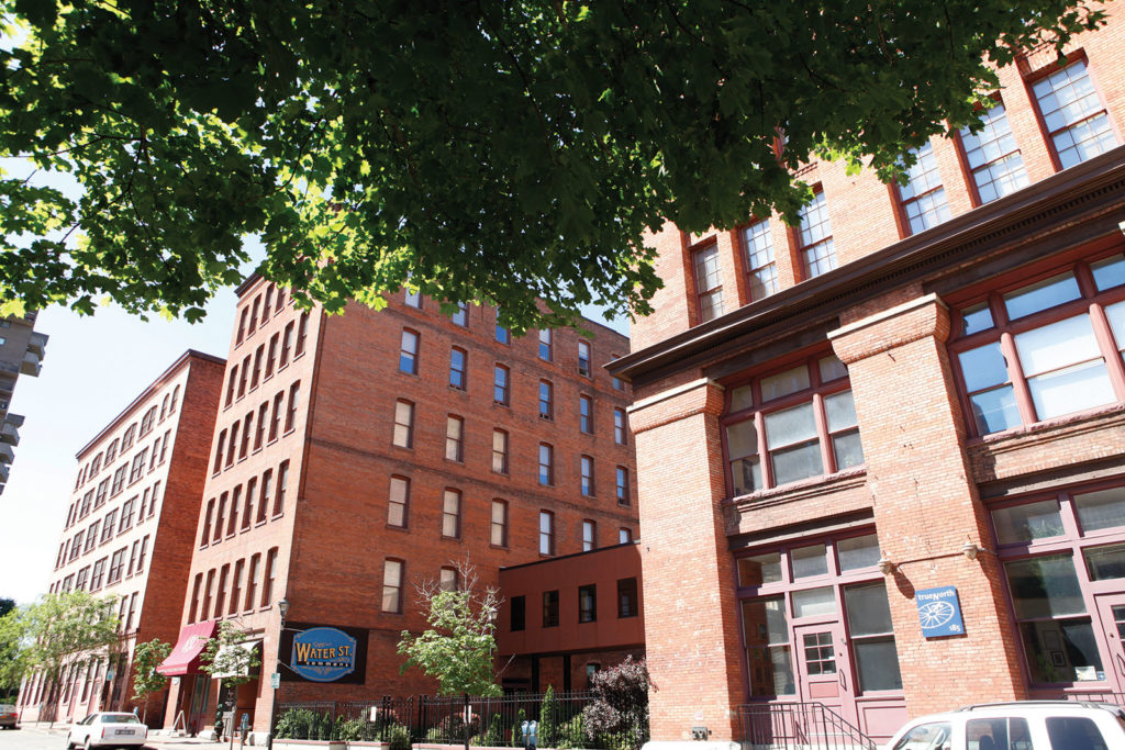 Water Street Commons Apartments