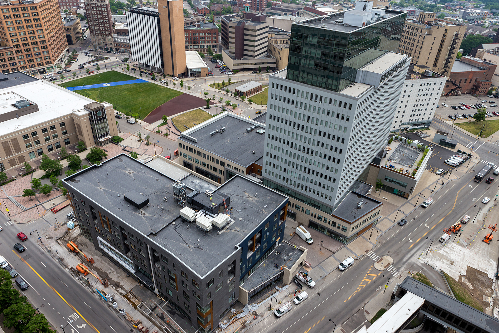 260 East Broad Almost Complete