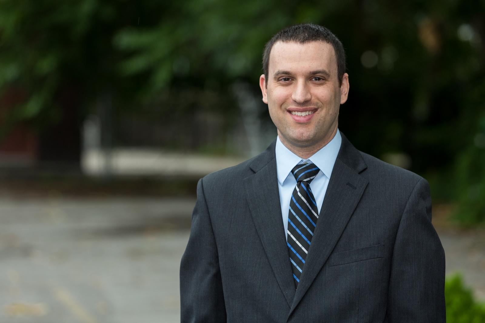 Sean Rivers Named 2021 Financial Leader