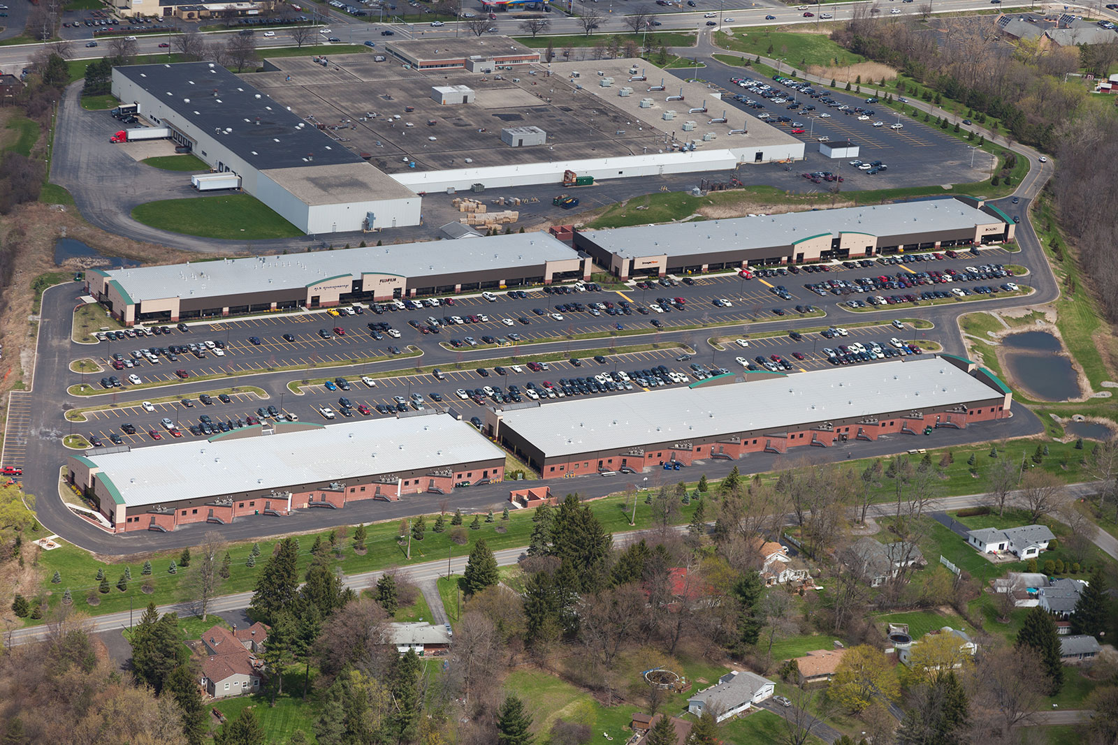 Eagle's Landing Business Park - Buckingham Properties | Real