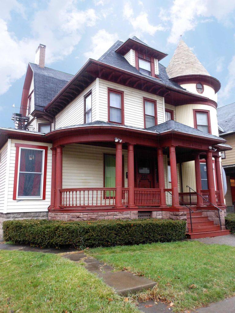 Alexander Properties of Rochester